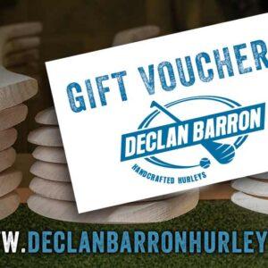 Gift Vouchers Hurling
